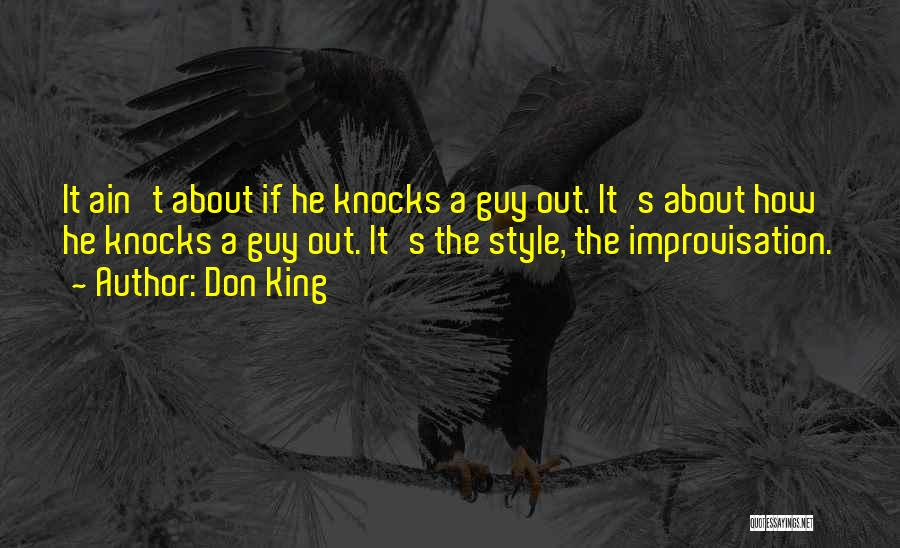 Don King Quotes 1300236