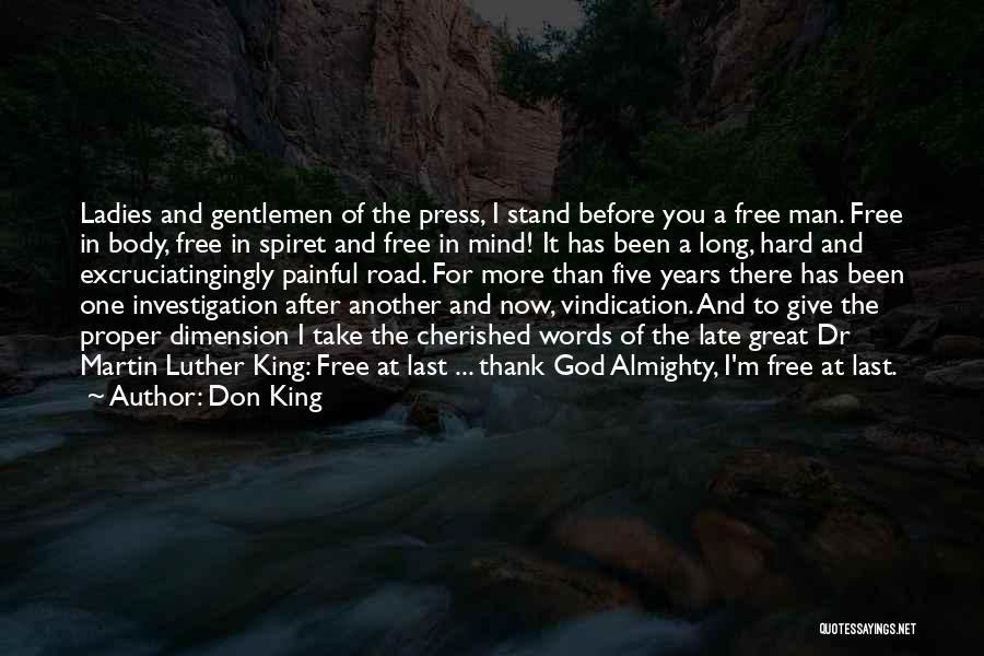 Don King Quotes 194271