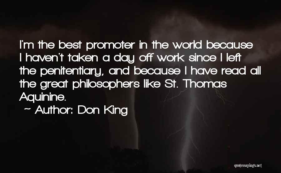 Don King Quotes 1976457