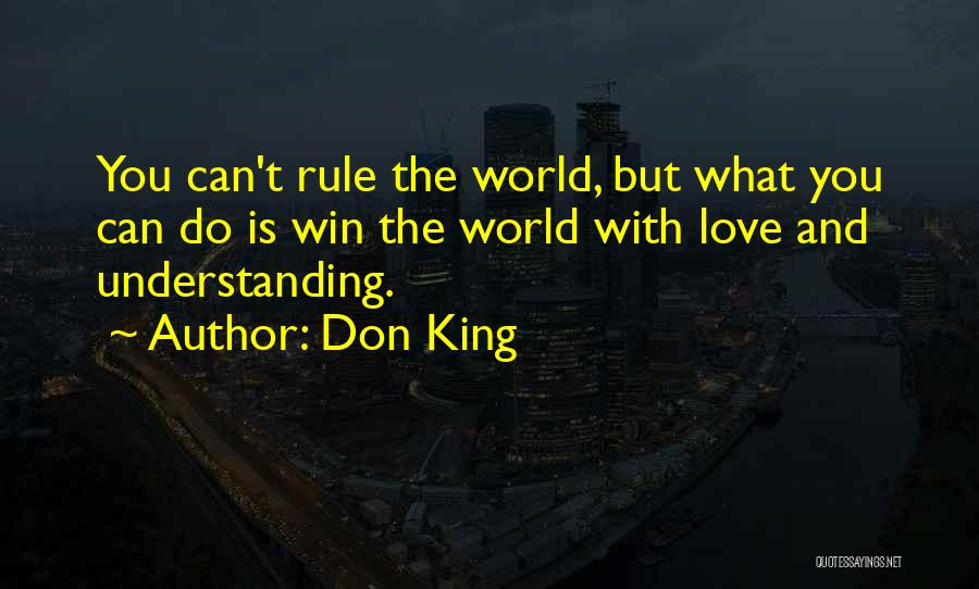 Don King Quotes 376264