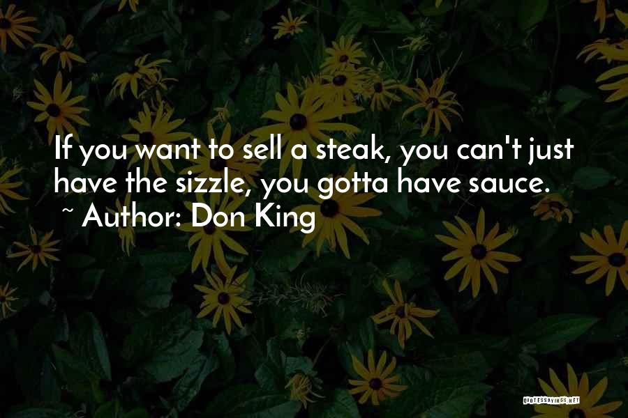 Don King Quotes 507581