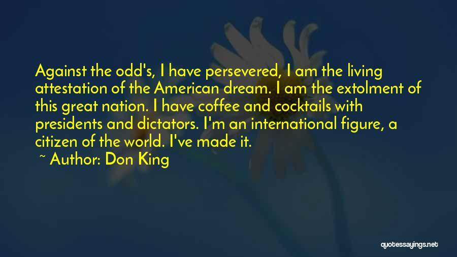 Don King Quotes 566092