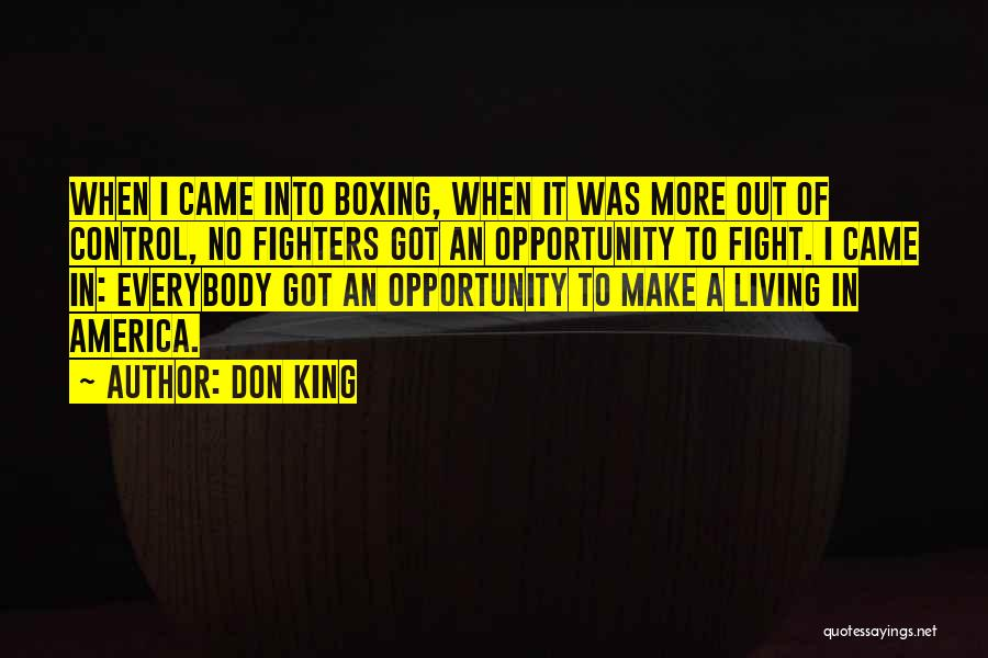 Don King Quotes 642662