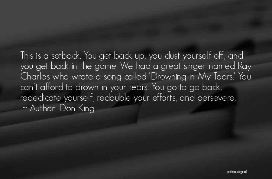 Don King Quotes 801095