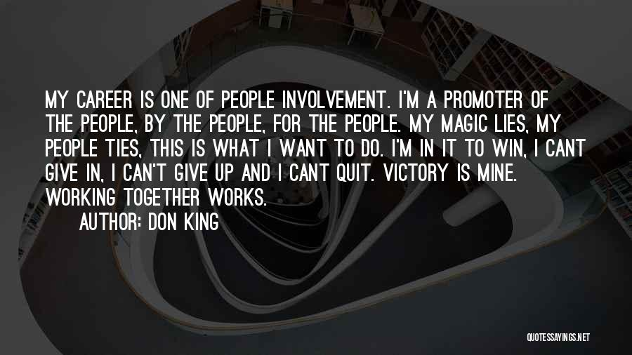 Don King Quotes 816133