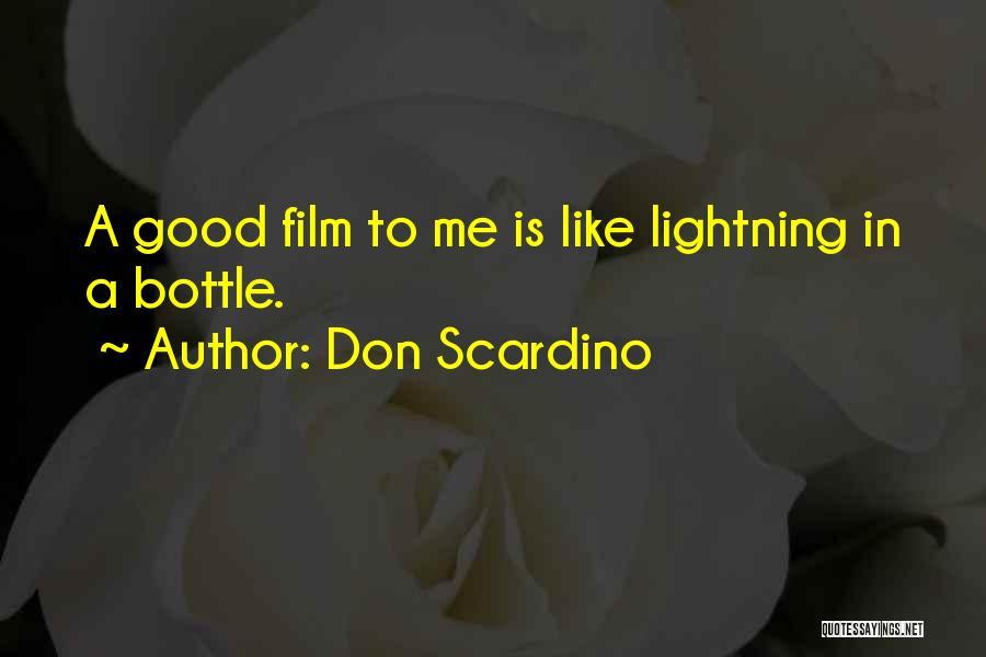 Don Scardino Quotes 1286327
