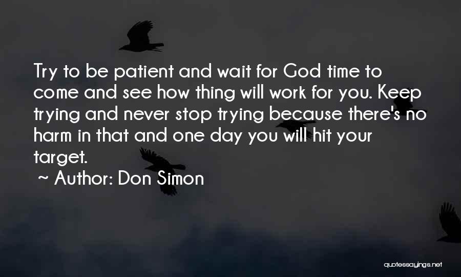 Don Simon Quotes 2111488
