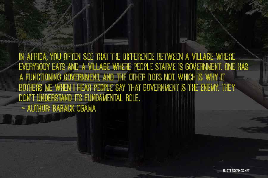 Don Starve Quotes By Barack Obama