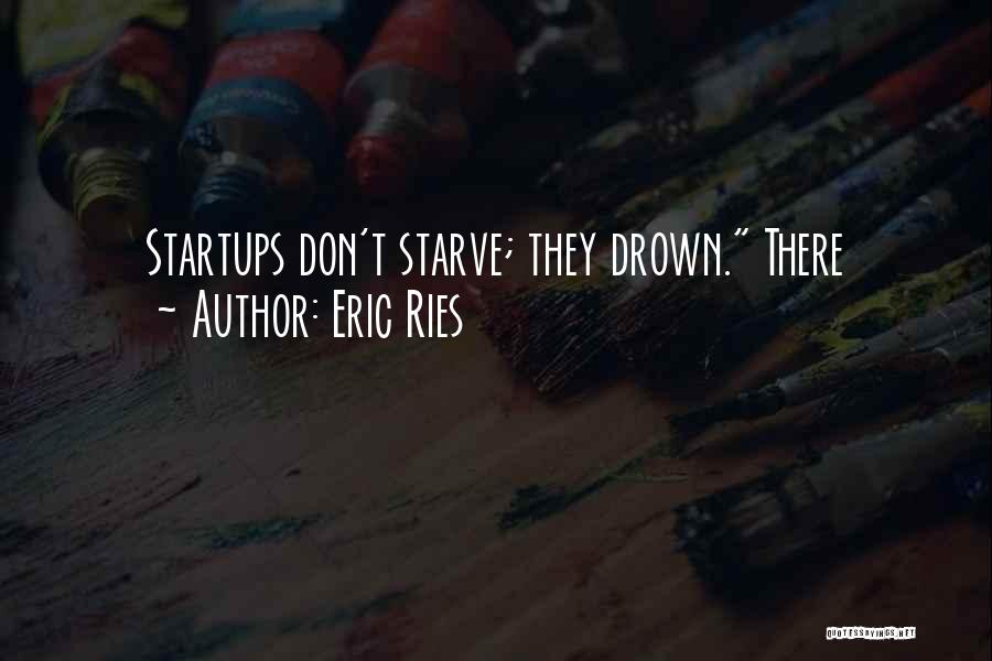 Don Starve Quotes By Eric Ries