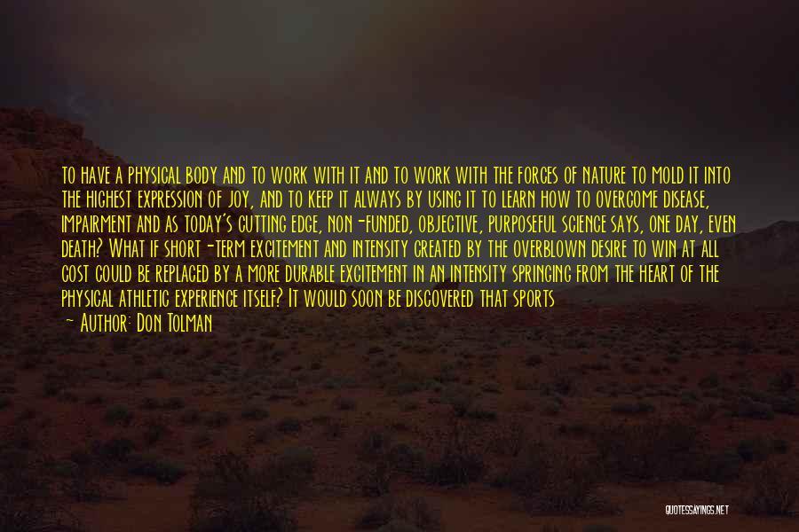 Don Tolman Quotes 126801