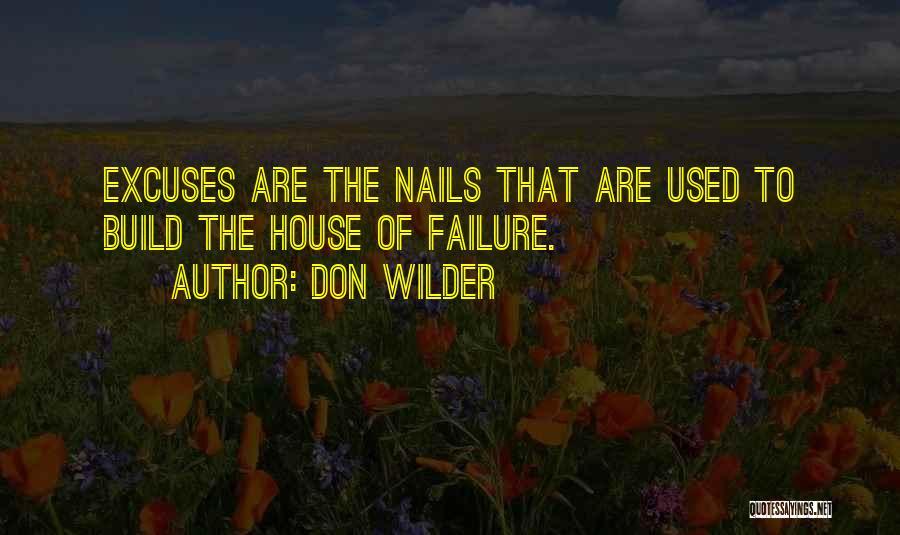 Don Wilder Quotes 1201272