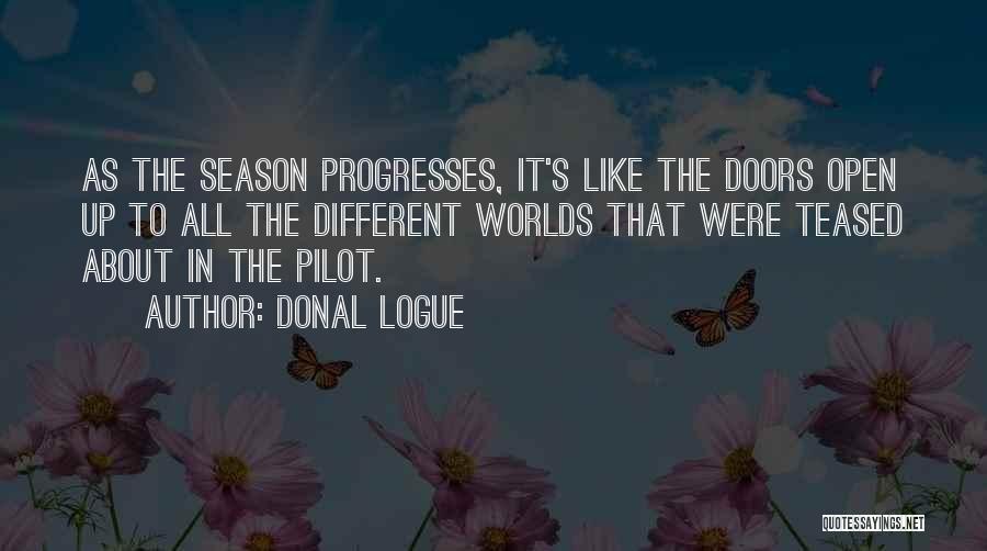 Donal Logue Quotes 518477
