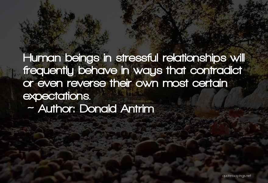 Donald Antrim Quotes 1112571
