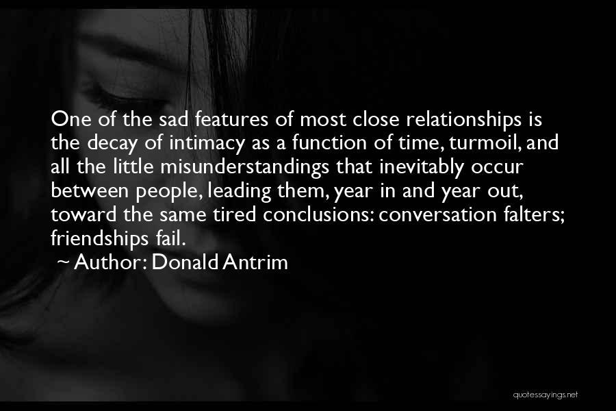 Donald Antrim Quotes 1348051