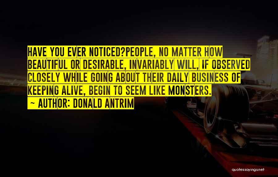 Donald Antrim Quotes 405866