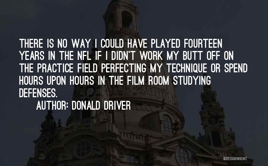 Donald Driver Quotes 1981574