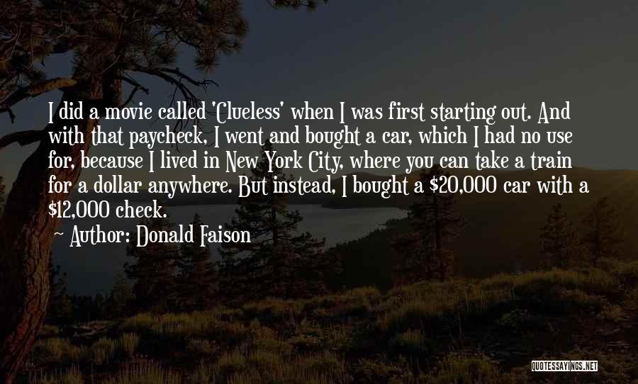 Donald Faison Quotes 1244648