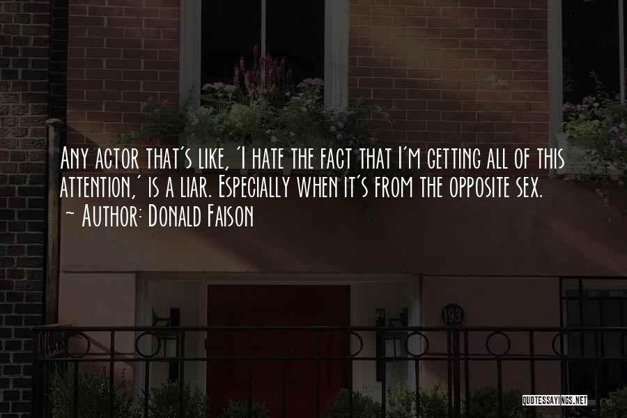 Donald Faison Quotes 325044