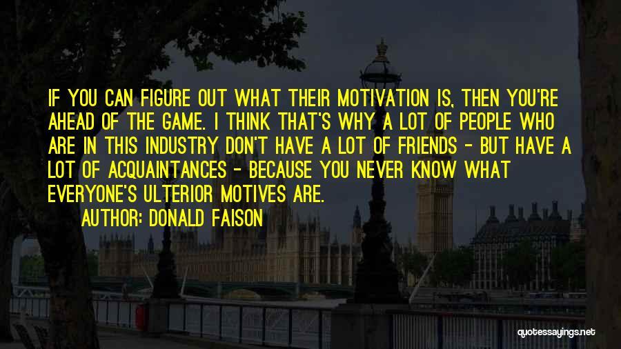 Donald Faison Quotes 769481