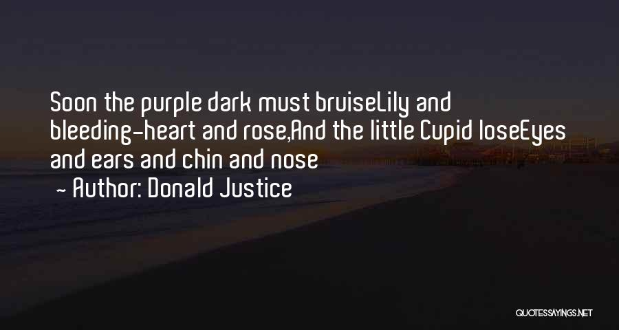 Donald Justice Quotes 1053012