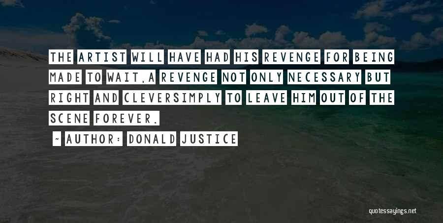 Donald Justice Quotes 2187534