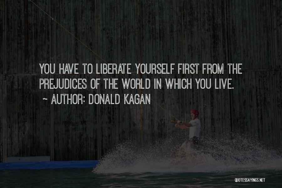 Donald Kagan Quotes 448512