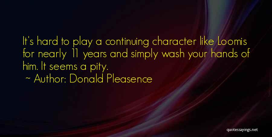 Donald Pleasence Quotes 1088519