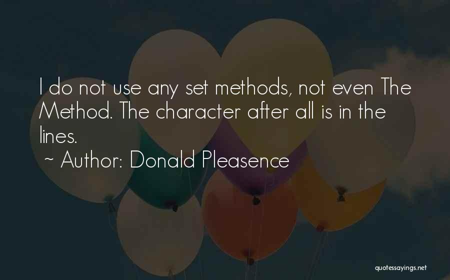 Donald Pleasence Quotes 1569172