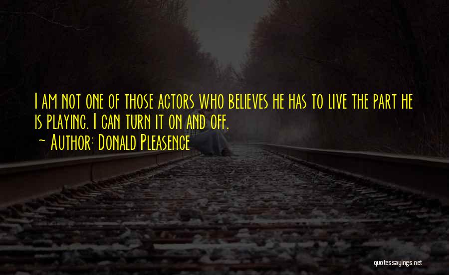 Donald Pleasence Quotes 2022263