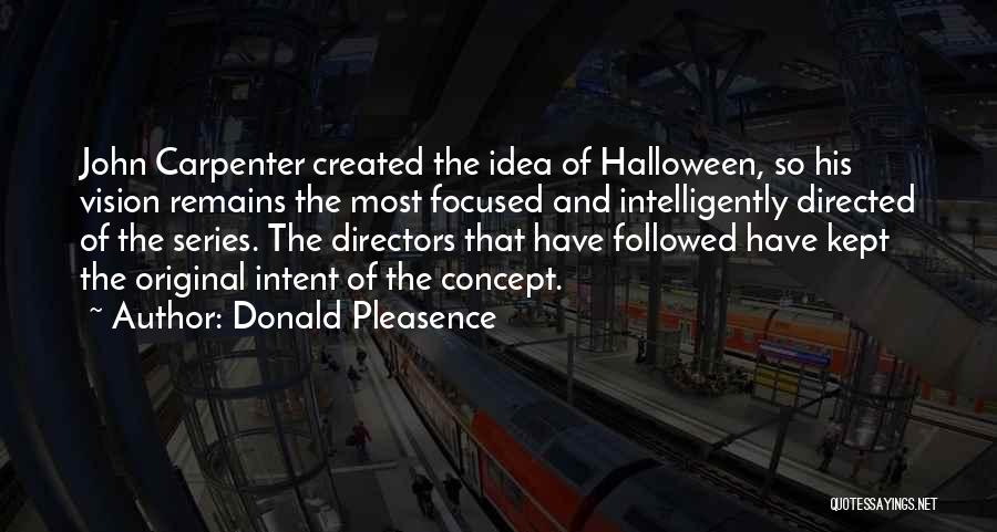 Donald Pleasence Quotes 621420