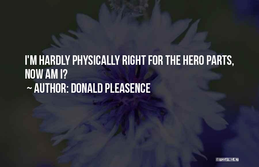 Donald Pleasence Quotes 997230