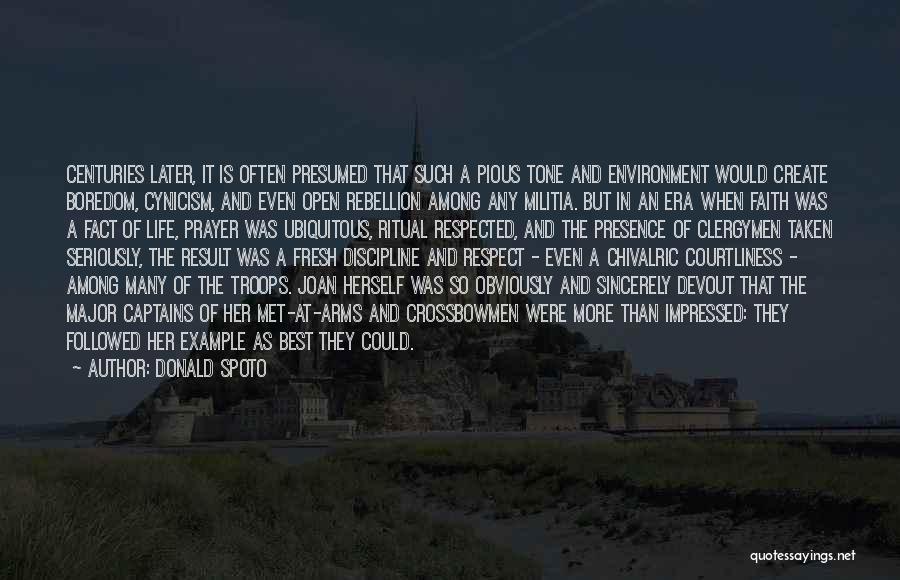 Donald Spoto Quotes 1678222