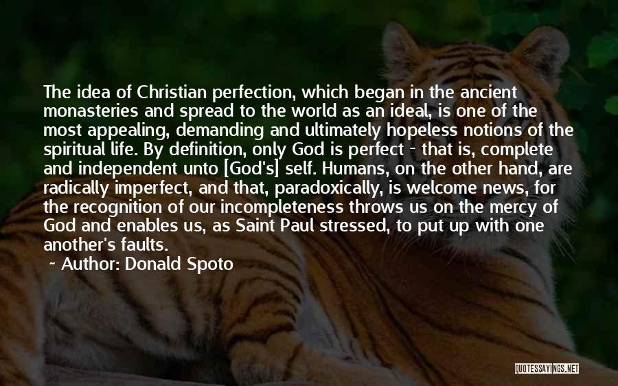 Donald Spoto Quotes 1799166