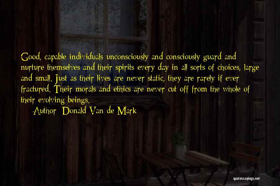 Donald Van De Mark Quotes 158813