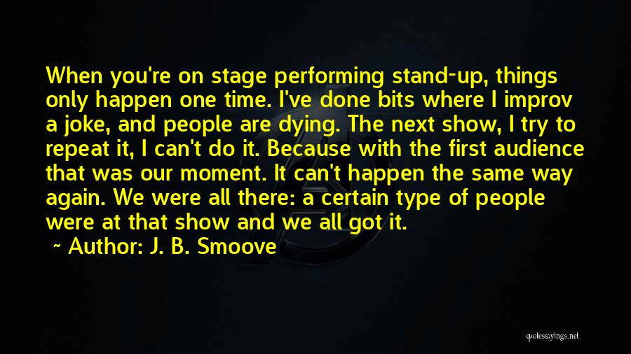 Done All I Can Do Quotes By J. B. Smoove