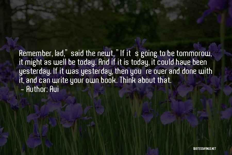 Done Over You Quotes By Avi