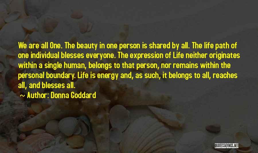 Donna Goddard Quotes 1530899