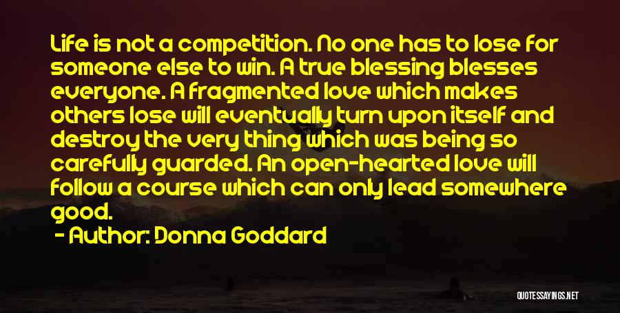 Donna Goddard Quotes 1688395