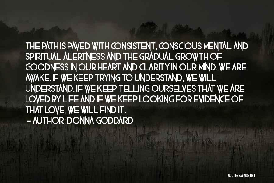 Donna Goddard Quotes 1717098