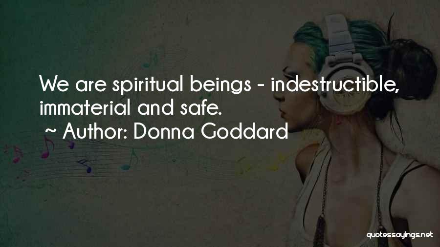 Donna Goddard Quotes 1755318