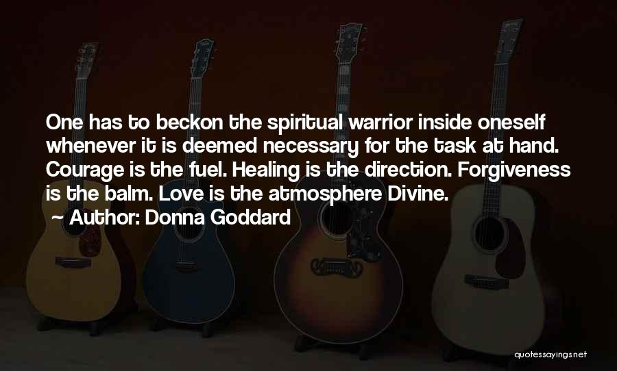 Donna Goddard Quotes 1760690