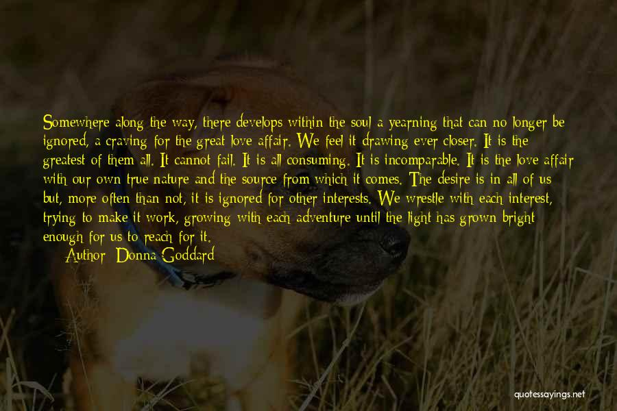 Donna Goddard Quotes 1984747