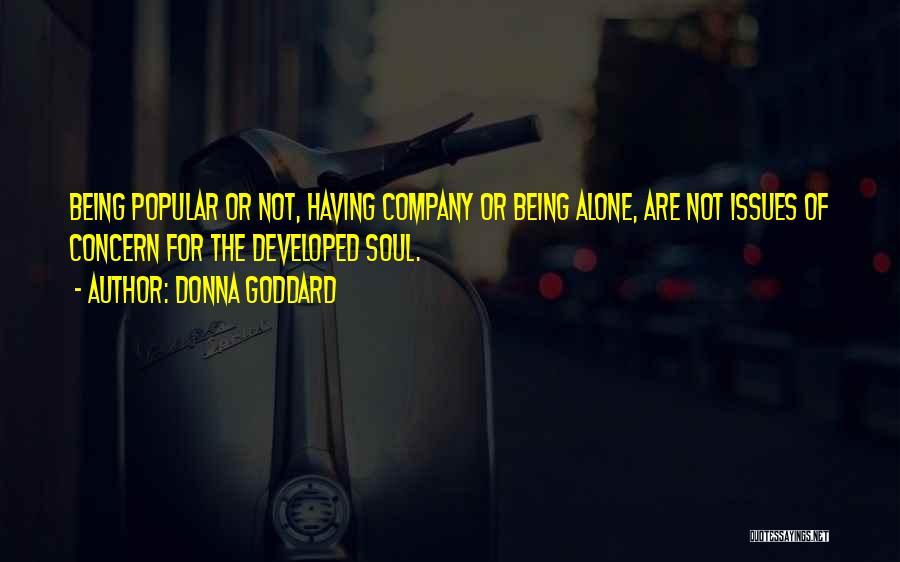 Donna Goddard Quotes 2211537