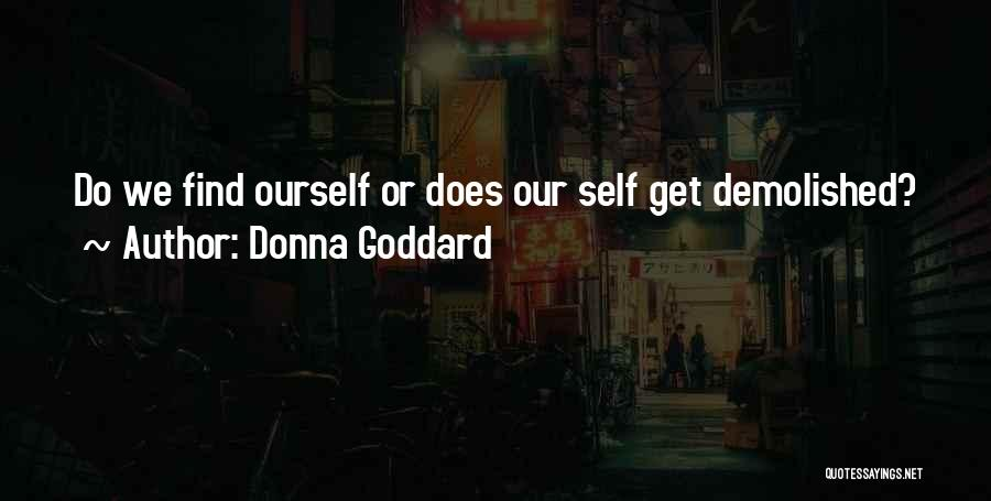 Donna Goddard Quotes 359602