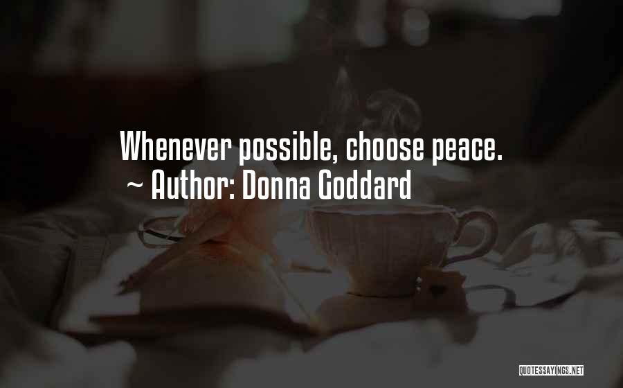 Donna Goddard Quotes 434016