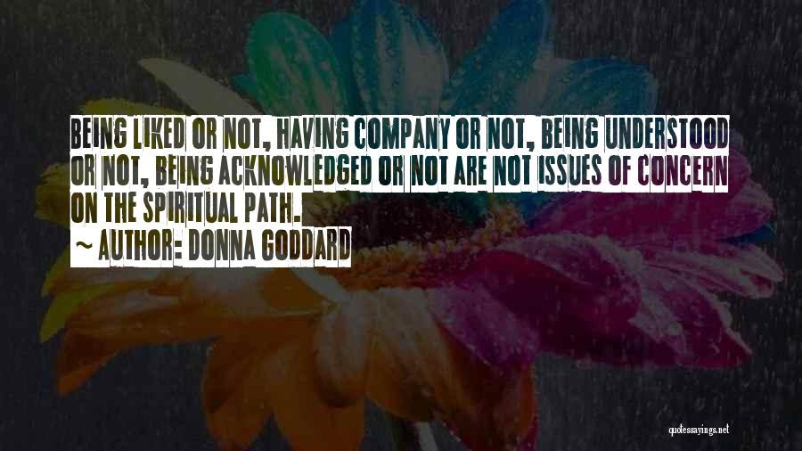 Donna Goddard Quotes 459958