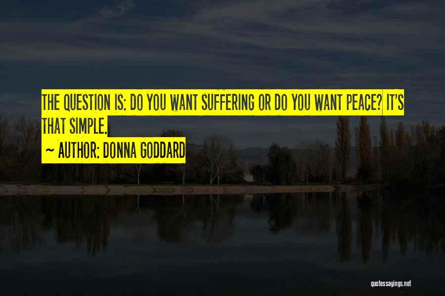 Donna Goddard Quotes 79133