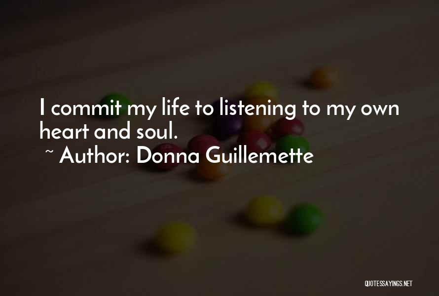 Donna Guillemette Quotes 1493804