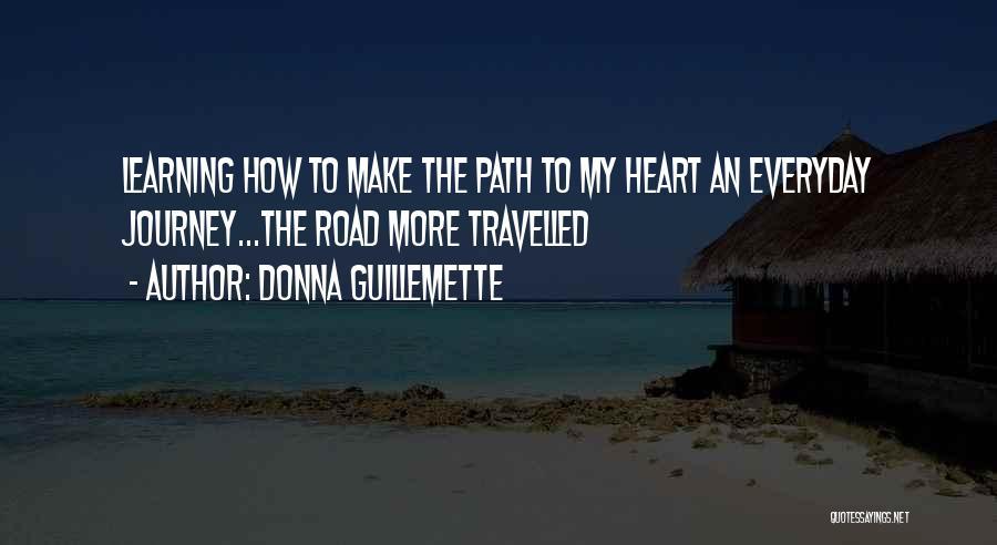 Donna Guillemette Quotes 484214