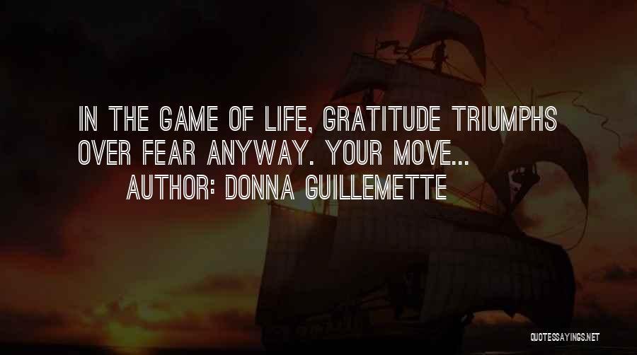 Donna Guillemette Quotes 503676